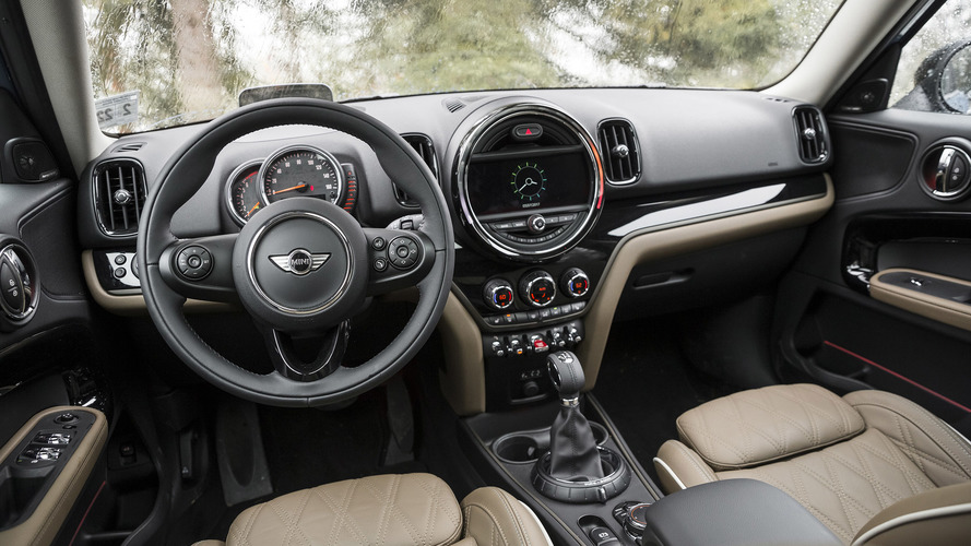 2017 Mini Countryman: İlk Sürüş