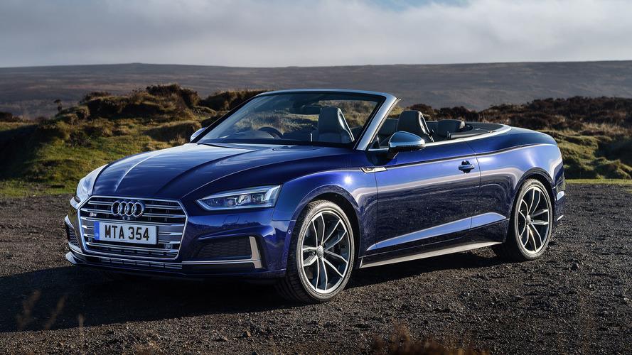Audi S Cabriolet News And Reviews Motorcom UK - Audi s5 convertible
