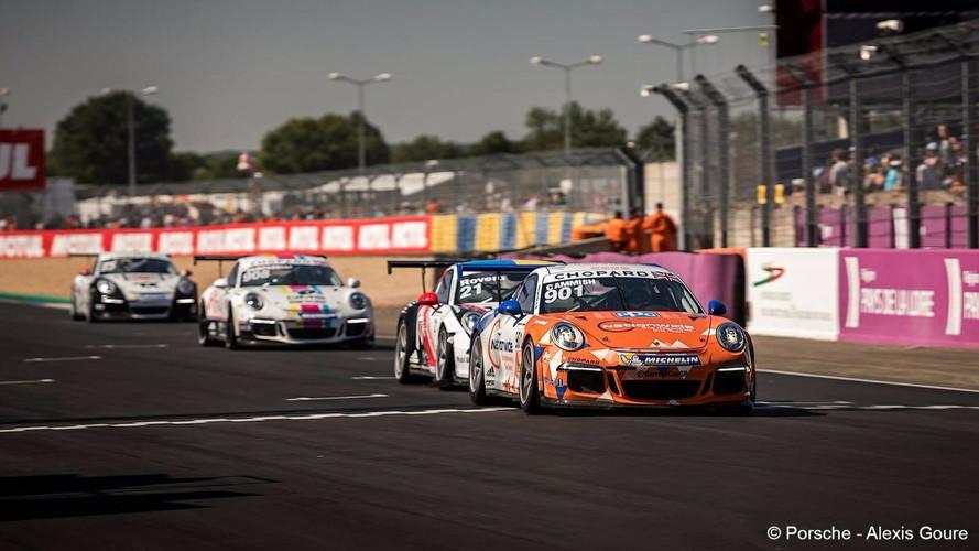 Porsche Carrera Cup - Cammish s'impose sur le Circuit de la Sarthe