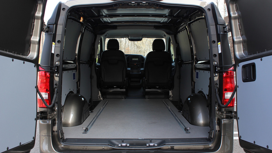 Mercedes benz metris reviews