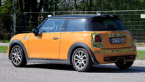Mini Hardtop Refresh Spy Pics