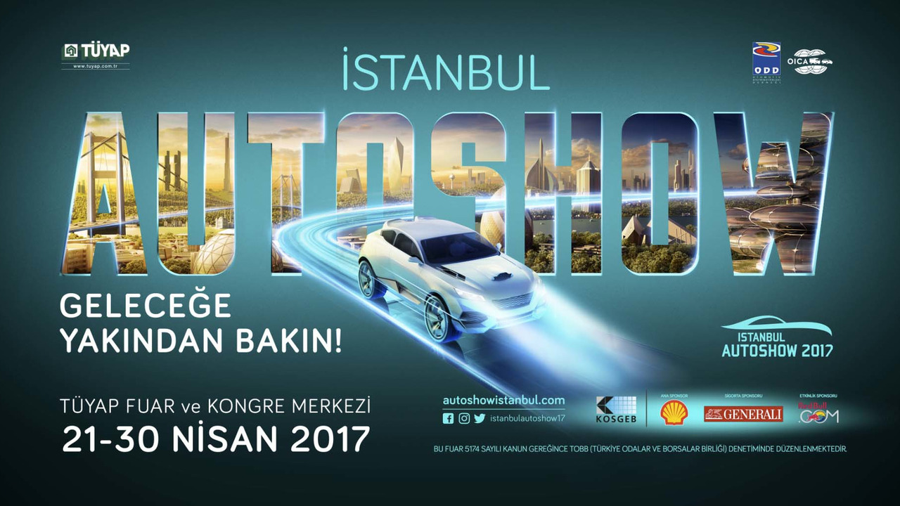 2017 İstanbul Autoshow Poster