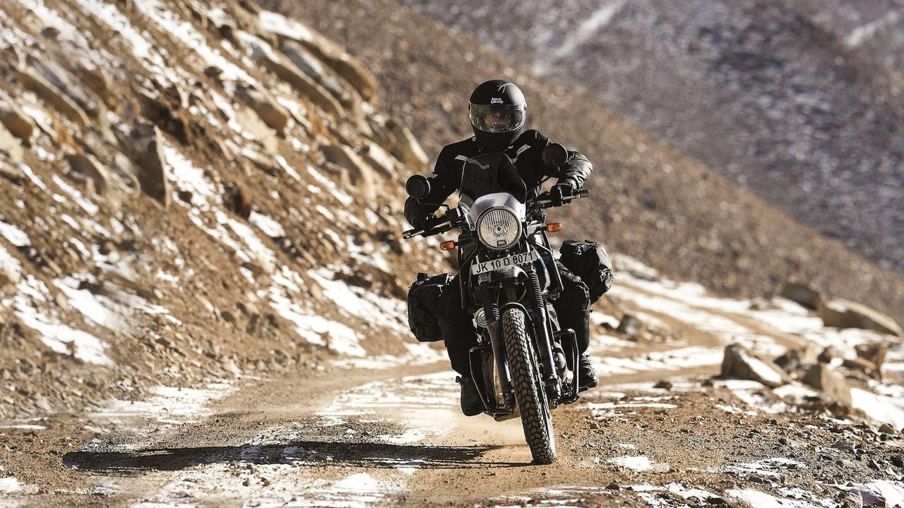 Royal Einfield Himalayan 2017