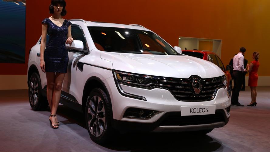 Renault Koleos - 2017 İstanbul Autoshow (4)