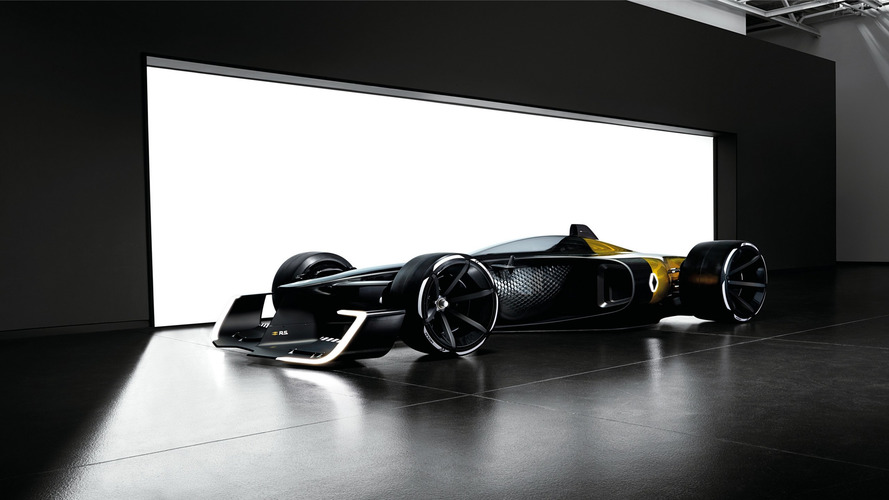 2027 Renault F1 Concept Is A Driver-Focused Hybrid