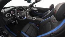 Brabus imzalı Mercedes-AMG C63 S Cabriolet