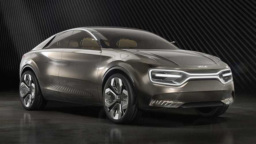 Kia Imagine EV Will Reach Production Looking Like Concept