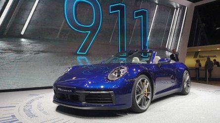 Nuova Porsche 911 Cabrio, il cielo è il suo tetto