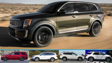 2020 Kia Telluride: Comparing The New Kid With The Competition