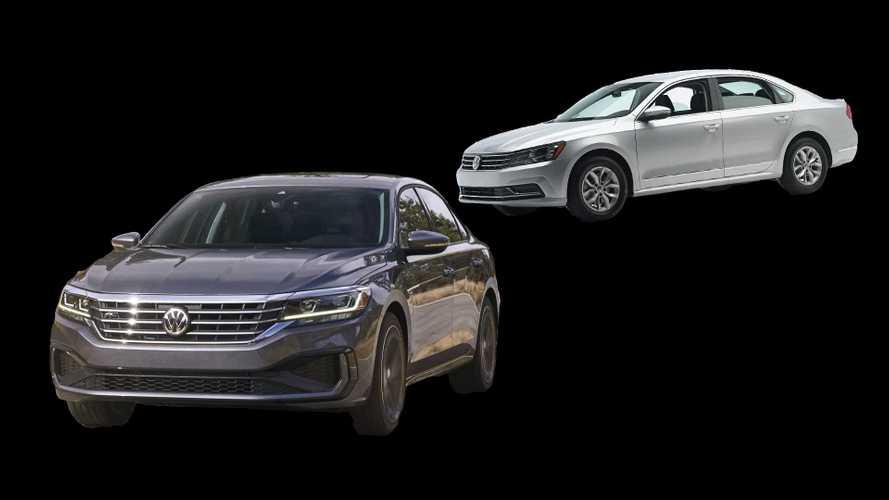 Eski vs. Yeni: 2019 Volkswagen Passat'ın ABD versiyonu