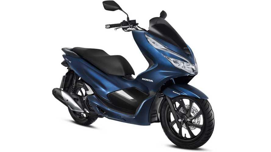 Nova geração do Honda PCX 150 terá motor VTEC