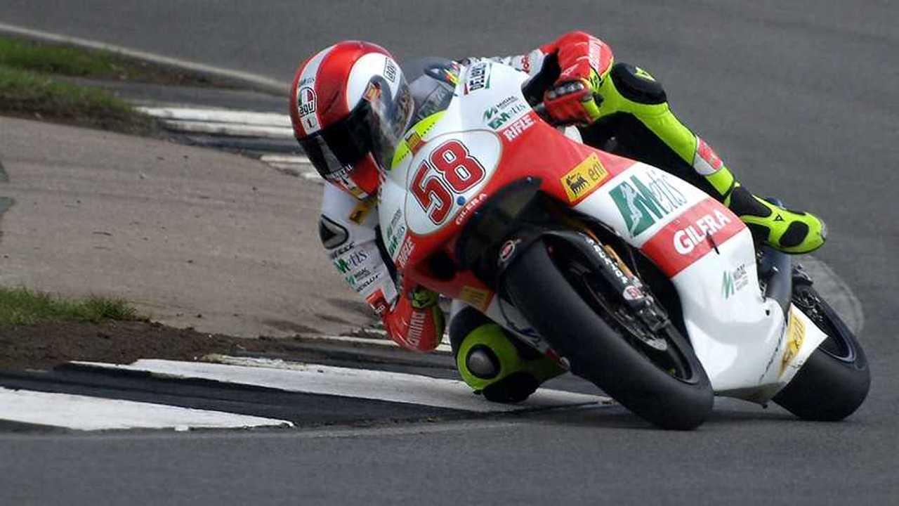 Marco Simoncelli MotoGP