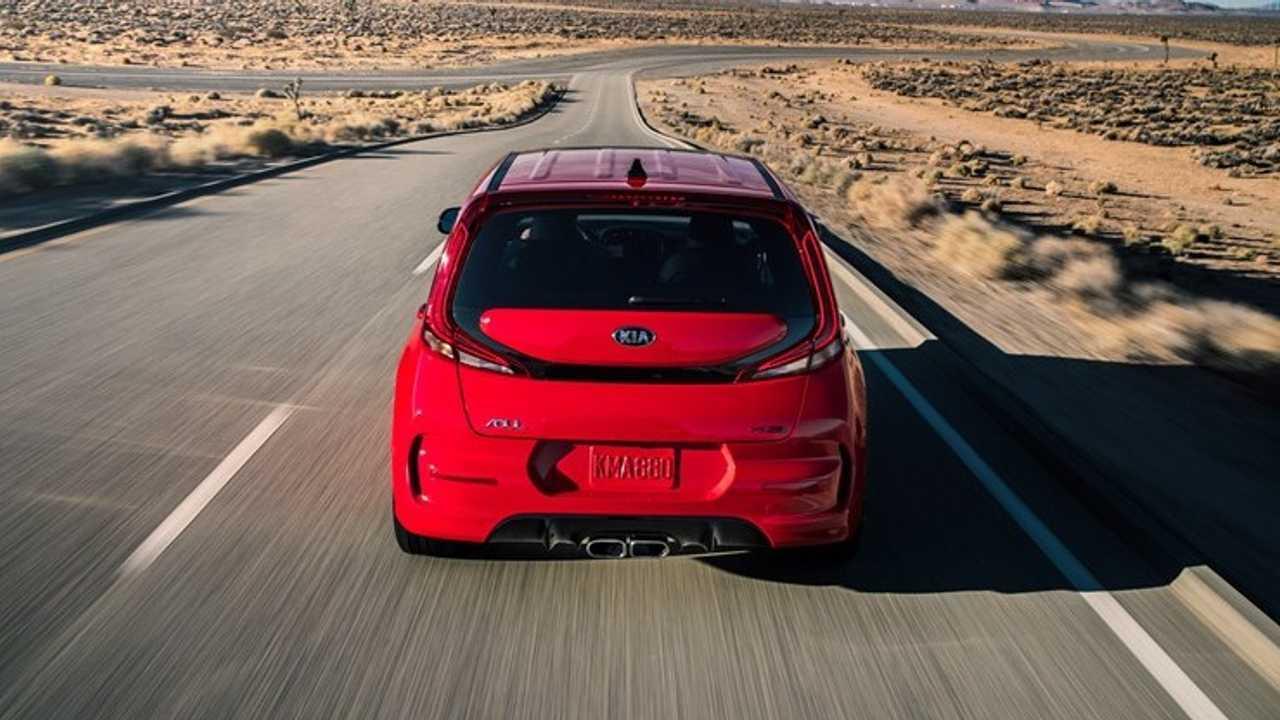 2020 Kia Soul GT-Line: First Drive