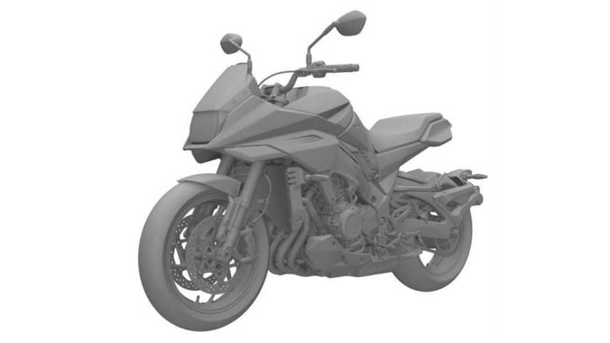 Suzuki Katana - Registro no INPI