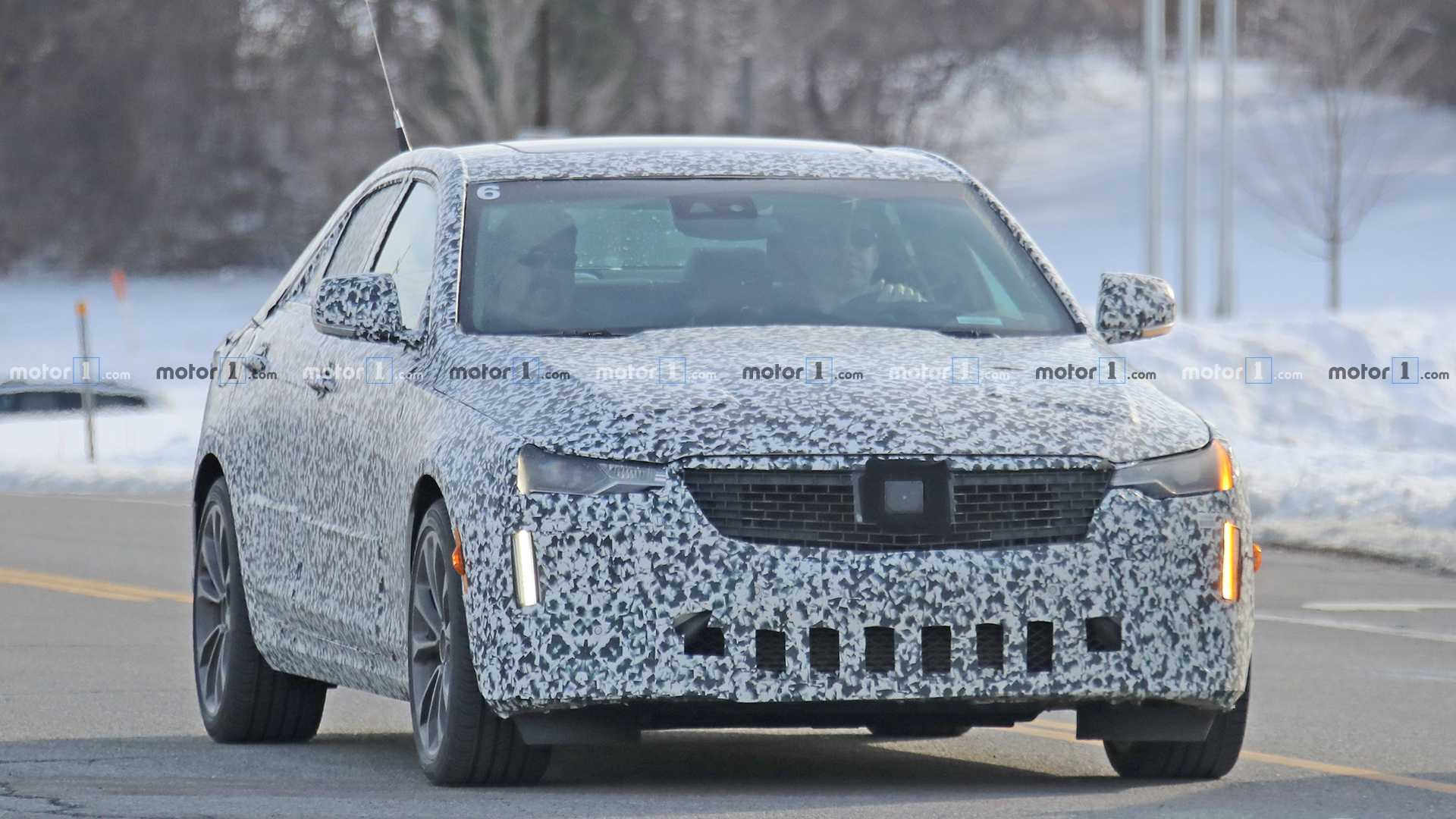 Cadillac Ct4 Confirmed For 2019 Reveal