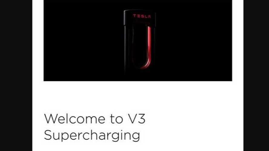 Livestream: Tesla Reveals Supercharger Version 3.0