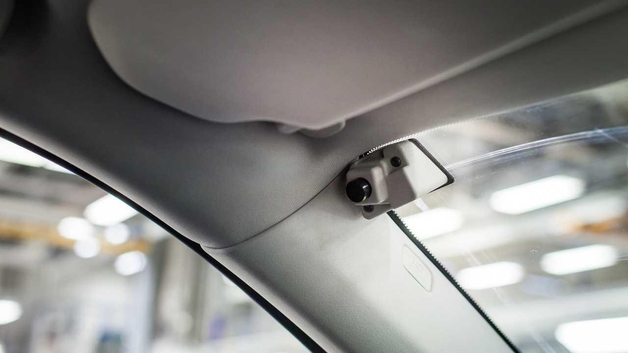 Volvo Drive Me Kameraları