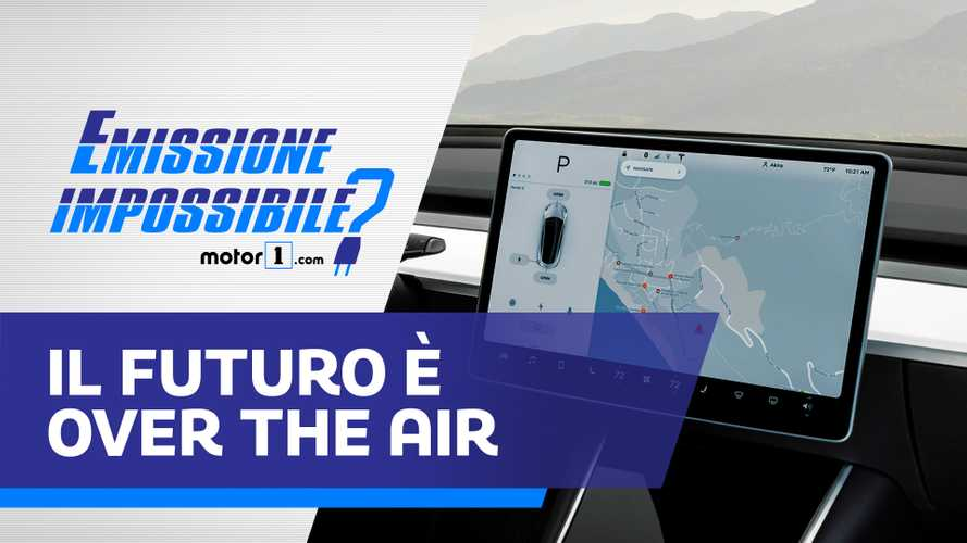 Auto Over the Air come lo smartphone. Ci siamo quasi (finalmente)