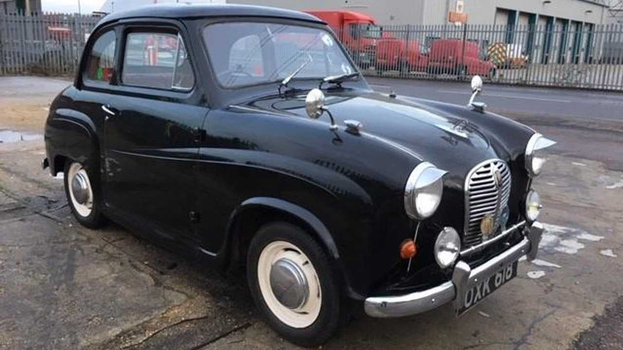 1954 Austin A 30 Seven – to be auctioned
