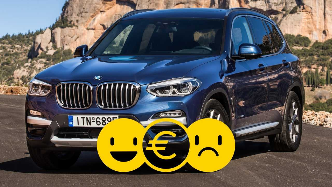 Promozione BMW X3