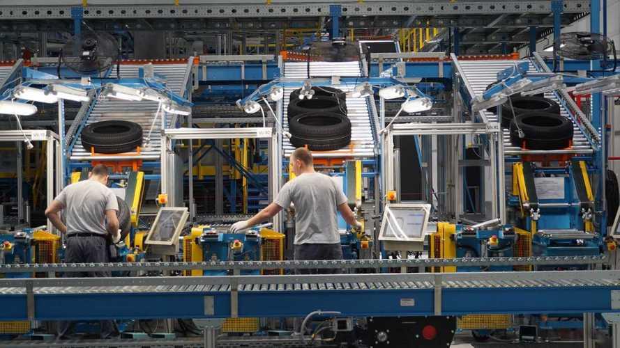Négy autógyártónak is a tatabányai Bridgestone lett a beszállítója