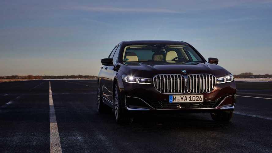 BMW 7er (2019): Facelift mit Mega-Niere (Update)