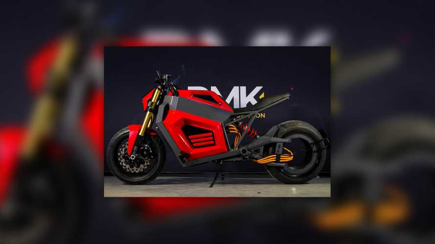 RMK's E2 Electric Motorcycle: Apparently Not Vaporware