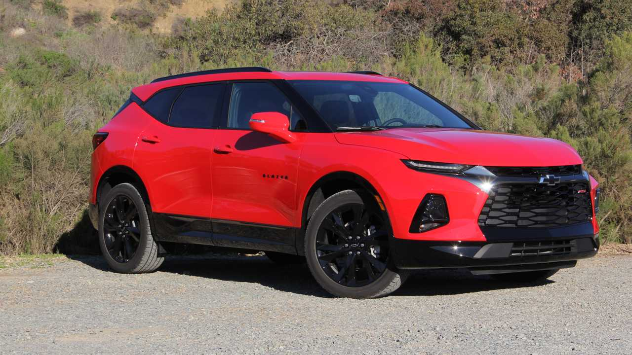 Three-Row Chevy Blazer XL Will Allegedly Arrive In China ...