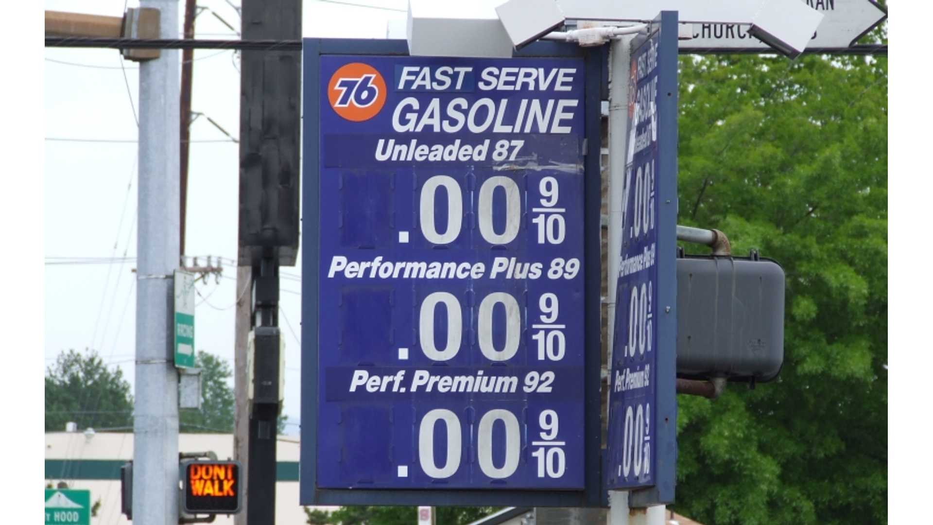 Low Gas Prices >> Low Gas Prices In Us Continue To Hamper Electric Vehicle Sales