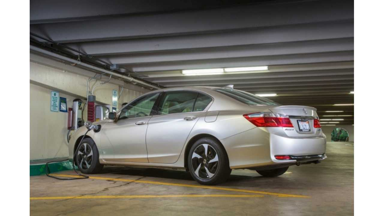 The base MSRP of the Accord PHEV is $39,780.