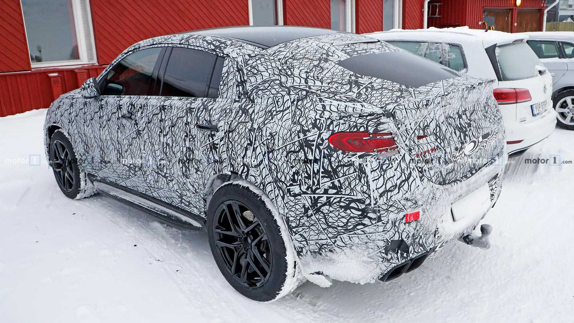 mercedes-a​mg-gle-63-​coupe-spy-​shots