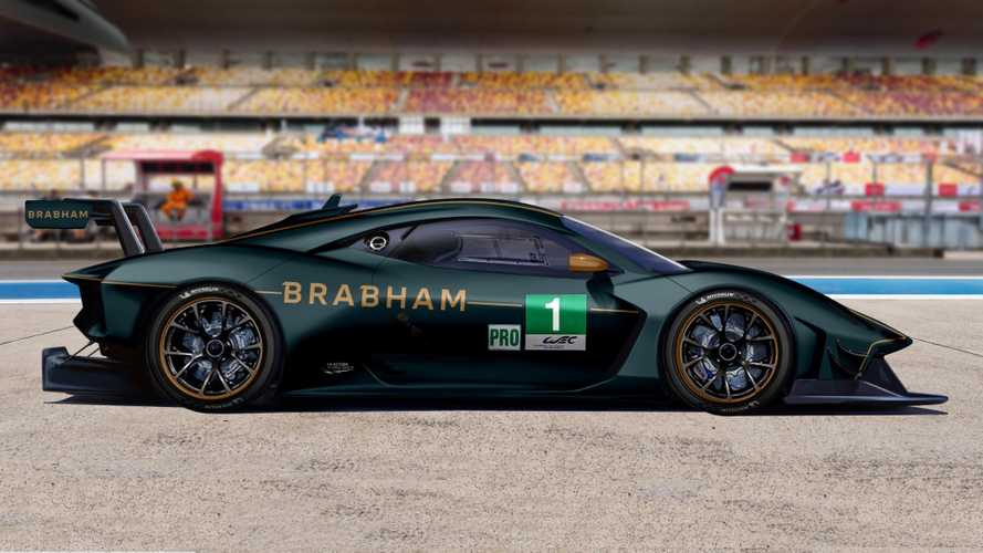 Brabham planning WEC GTE Pro entry in 2021