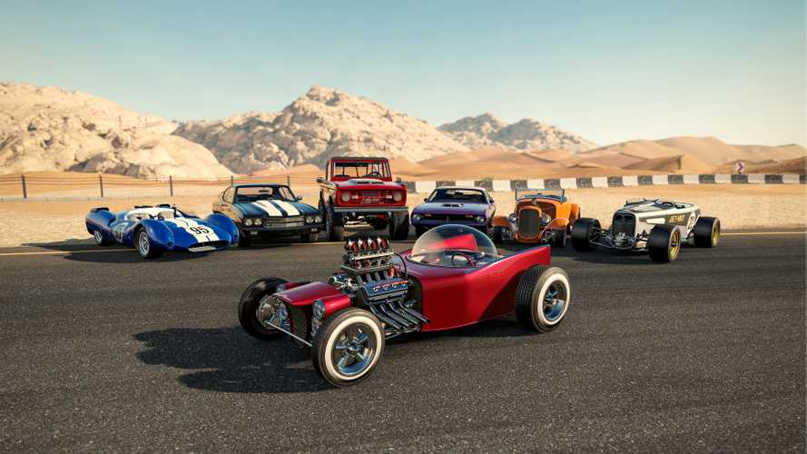 Forza 7 Announces Barrett-Jackson Car Pack With 7 Cool Rides [UPDATE]