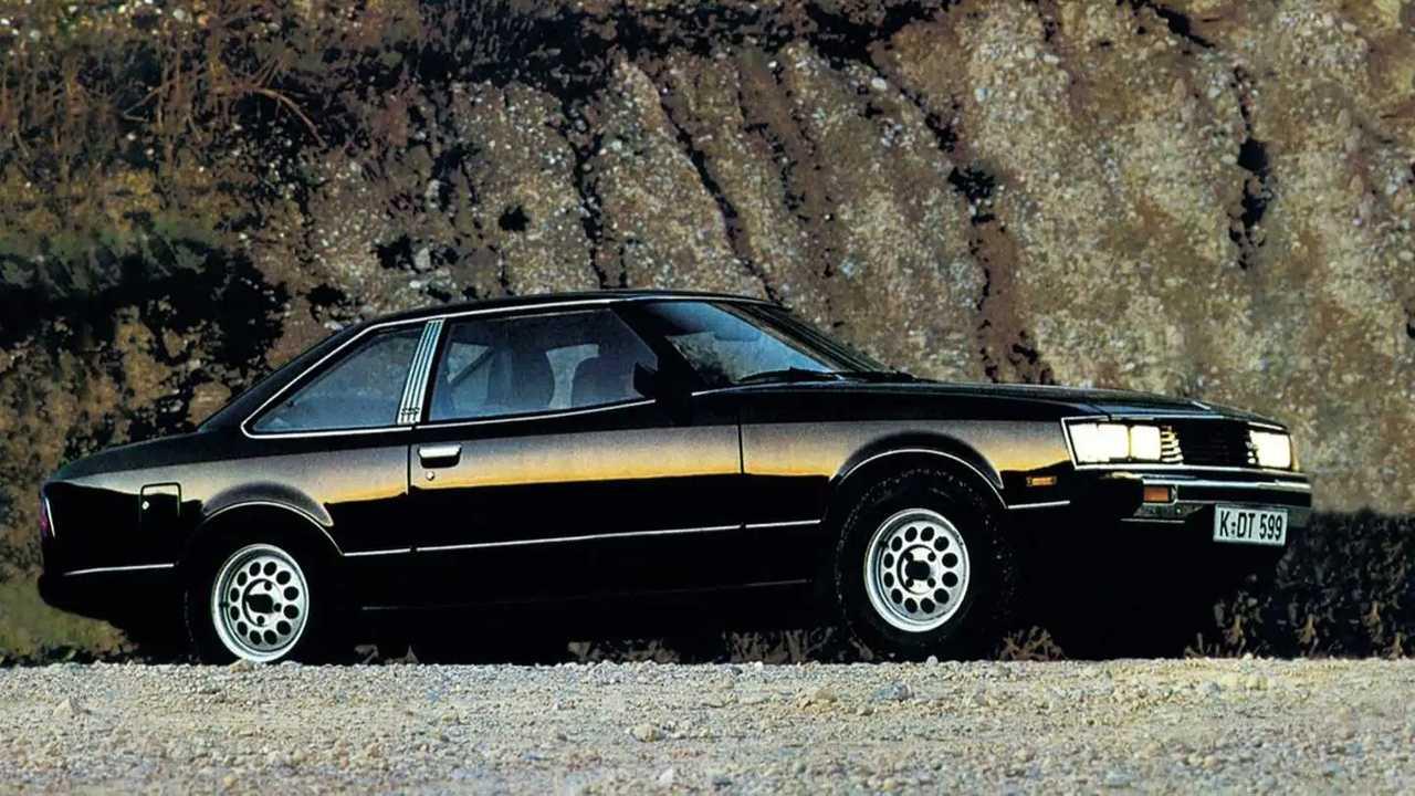 Toyota Supra A50 - 1978-1982