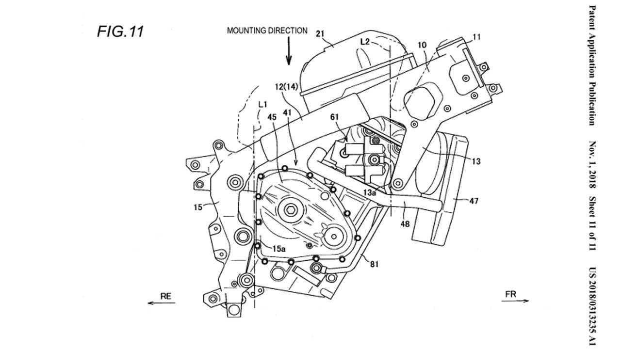 Suzuki GSX-R1000 VVT Patent