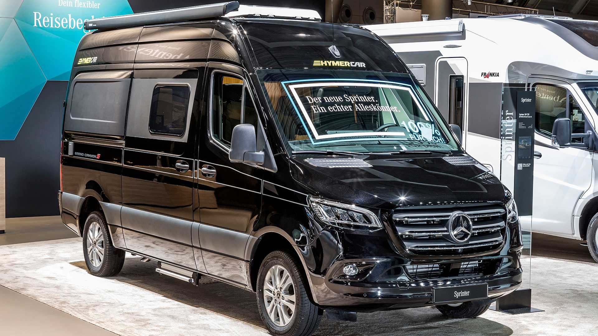 Hymer USA Launches To Bring Europe's Best RVs To The U.S.