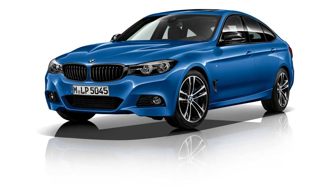 2019 BMW 3 Series GT