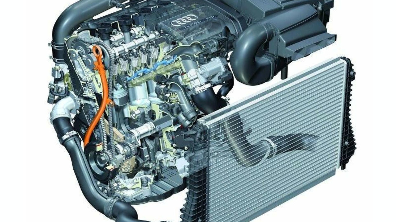 New TFSI Engine In The Audi A - Audi s3 engine