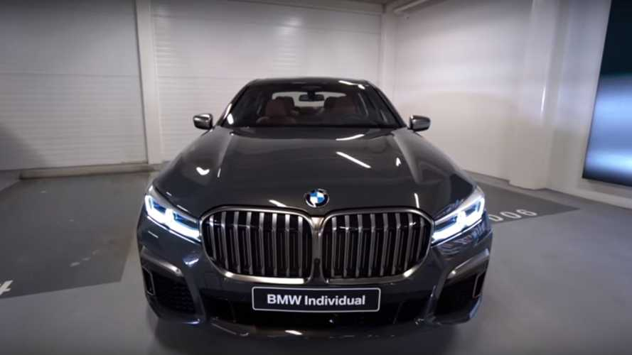 Lavish 2019 BMW M760Li Individual costs £236,800