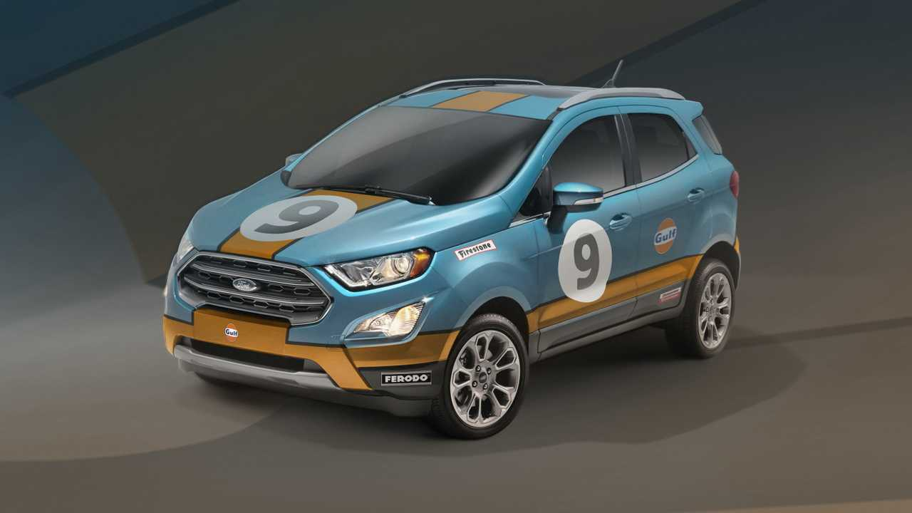 Ford EcoSport Gulf