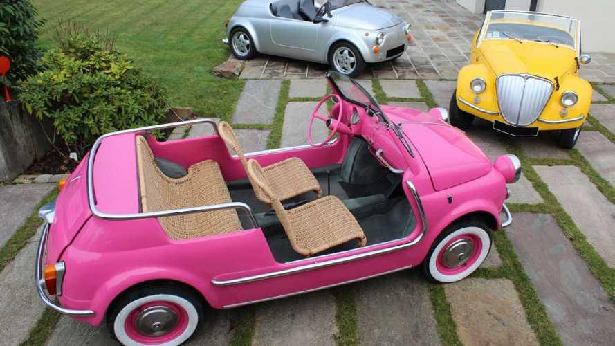 Trio Of Rare Coachbuilt Fiat 500s Head To Auction