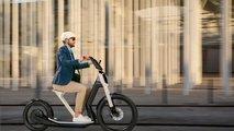 Volkswagen Streetmate Elektrikli Scooter Konsepti