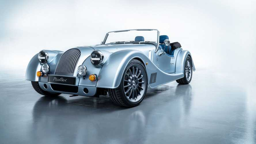 Morgan Plus Six: Neo-Oldtimer in Genf