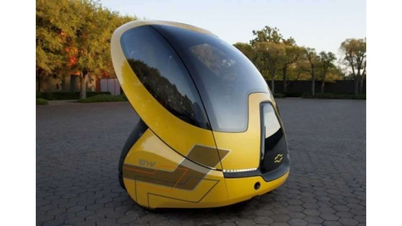 This pod-shaped vehicle has been making headway as an excellent electric powered urban vehicle solution