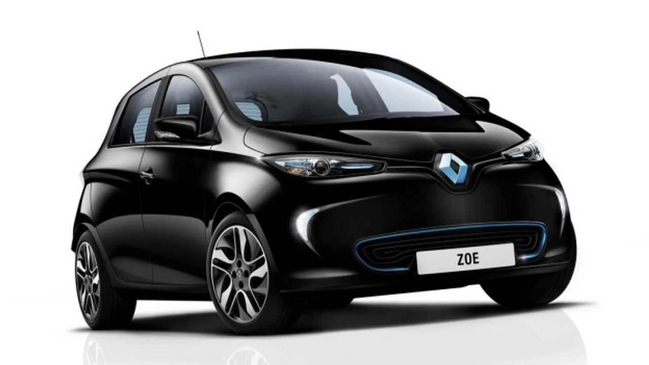 Renault Sport Considers Tuning Electric Renault Zoe; Possibly Other EVs Too