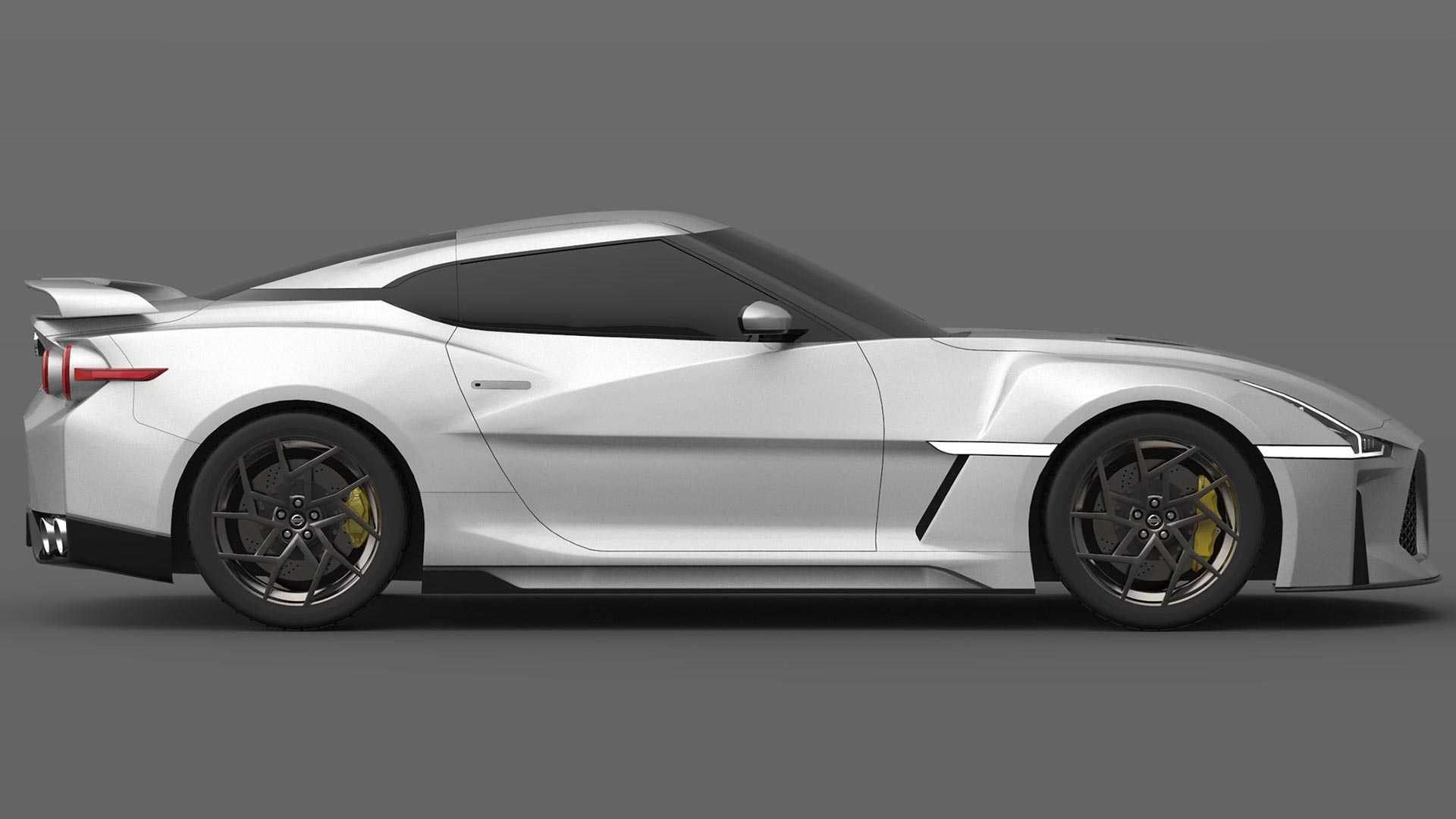 Nissan Sports Car >> Nissan Exec Says New Z Car And Gt R Are Happening