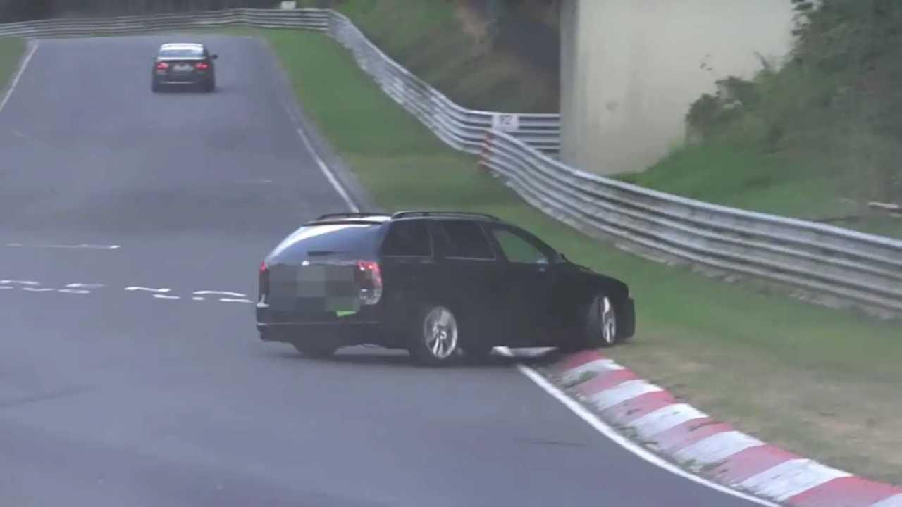 Recopilación de salidas de pista en Nürburgring