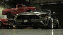 Mustang BTS 1000