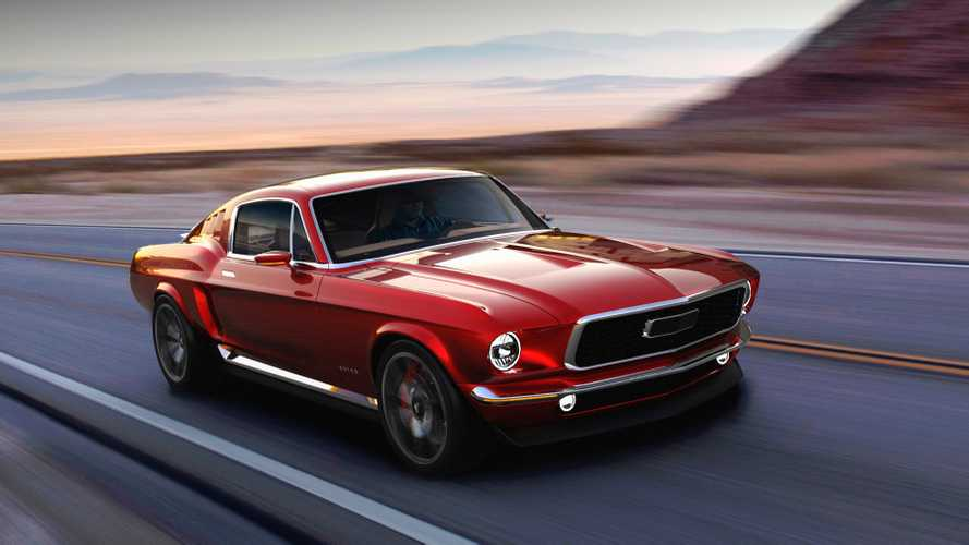 Meet The Russian Electric Mustang With 840 HP, AWD