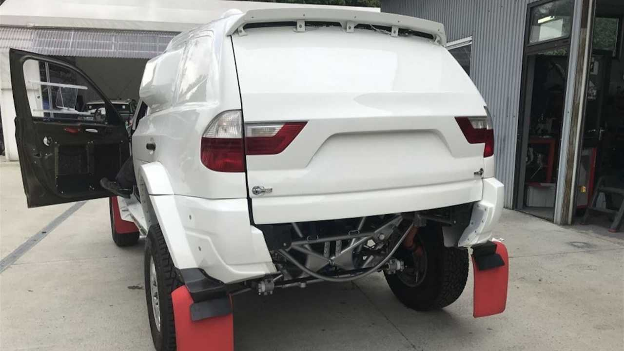 Dakar-Spec BMW X3 Cross Country Is Ready For Anything